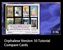 Tutorial - Compare Cards
